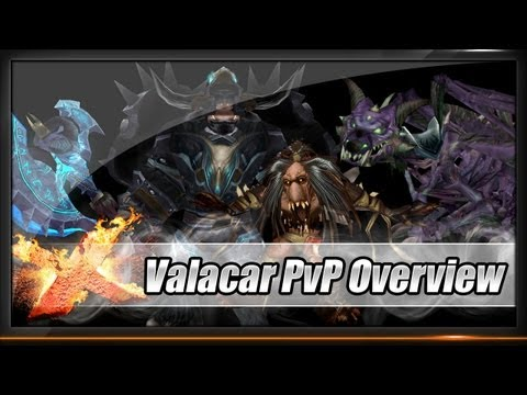 [Overview] - Valacar PvP Overview - Gladiator Death Knight Arena BG PvP
