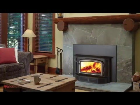 an efficient upgrade with wood inserts by regency youtube rh youtube com