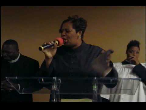 Co-Pastor Sharon