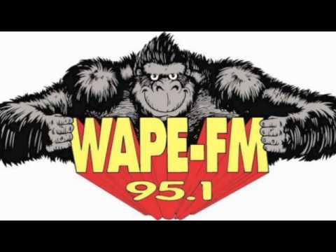 WAPE-FM 95.1 Jacksonville - Trane - 2002
