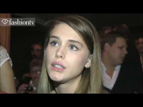 Hot Gaia Weiss  The Legend of Hercules  At The Paris Fashion Week