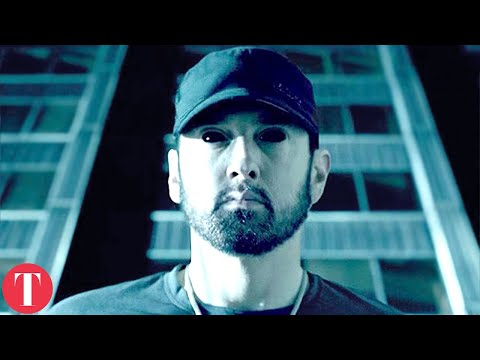 The REAL Meaning Of EMINEM Music Video 'Fall'