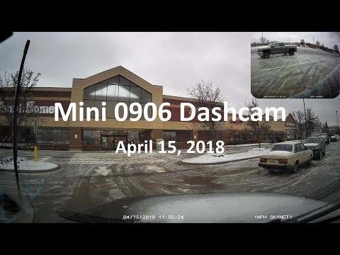 Mini 0906 Dashcam April 15, 2018
