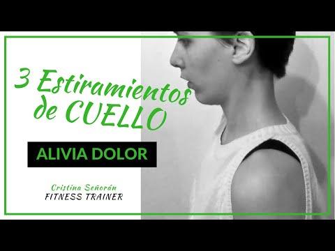 3 Estiramientos para aliviar dolor de cuello | Cristina Fitness