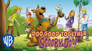 Scooby-Doo! | Doo Good Together, Scooby-Doo! | Read Along | WB Kids