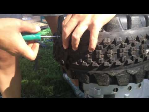 Upgrade power wheel tire: Get better traction! DIY