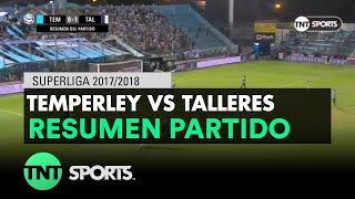 Video Gol Pertandingan Temperley vs Talleres