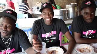 Trying Food in a Nairobian kibanda (kibandaski)