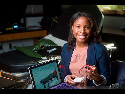 Ophelia Johnson awarded prestigious Marshall Scholarship