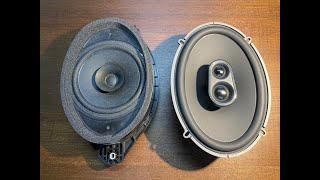 ¿Puedo mejorar mi sistema Car Audio solo cambiando 'bocinas'?