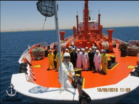 LPG carrier Arzew Gas Come back to life !!!