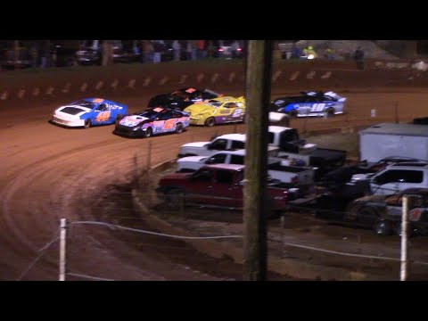 Winder Barrow Speedway Stock Four Cylinders A's 3/7/2020