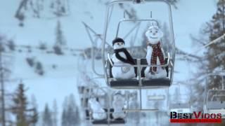 Застрахуй своего Снеговика • Видео со смыслом