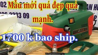 Máy rửa xe mini siêu mạnh DEKTON 2301 /Máy Xây Dựng Thái Bảo.