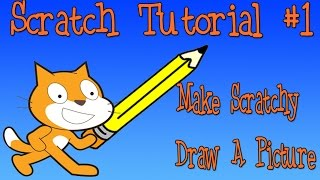 Scratch Tutorial 1: Make Your First Program