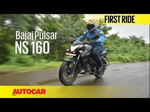 Bajaj Pulsar NS160 | First Ride | Autocar India