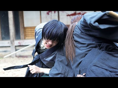 Fatal Fight - Kenshin Vs Sojiro - Rurouni Kenshin : The Legend Ends [CLIP]