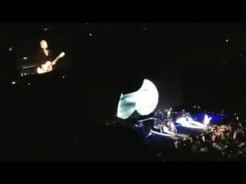 Fleetwood Mac, Never going back again. Chesapeake Arena Oklahoma City 4-17-2015