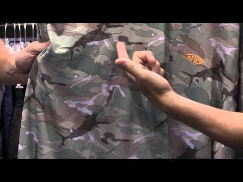 Aftco Fish Ninja Technical Shirt At ICAST 2014