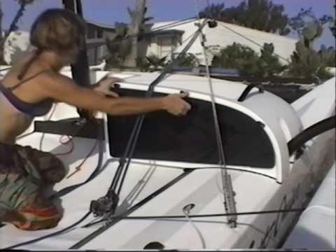 Hobie 21 Sport Cruiser Promotional Video