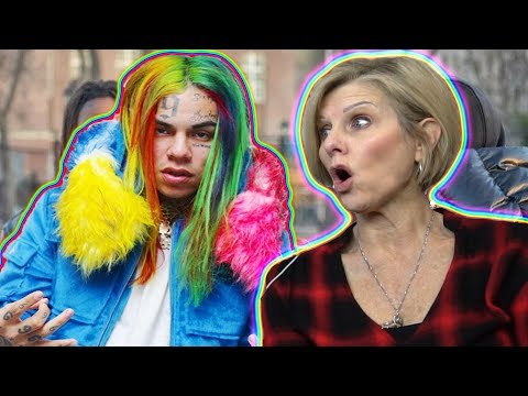 "Mom REACTS To NEW 6IX9INE Feat. Fetty Wap & A Boogie ""KEKE"" (HE CALLED MY MOM OUT)"