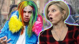 "Baixar Mom REACTS to NEW 6IX9INE Feat. Fetty Wap & A Boogie ""KEKE"" (HE CALLED MY MOM OUT)"