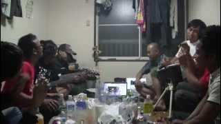 Gundol  Band, Iwak Peyek  Sego Kuning