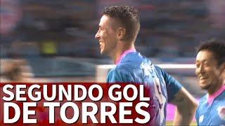 Fernando Torres hace su segundo con el Sagan Tosun   Diario AS