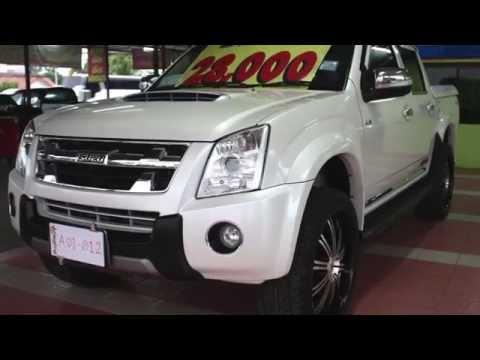2011 ISUZU -- D-MAX -- CAB-4 LS 3.0 Ddi VGS Turbo MT 4WD