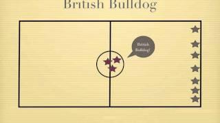 P.e. Games - British Bulldog