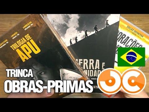 [DVD] TRINCA | OBRAS-PRIMAS DO CINEMA!
