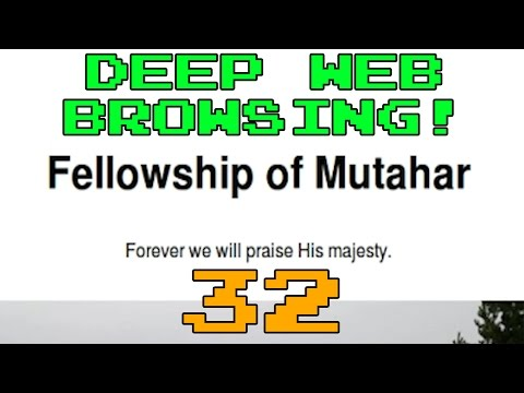 MY OWN CULT!?! - Deep Web Browsing 32