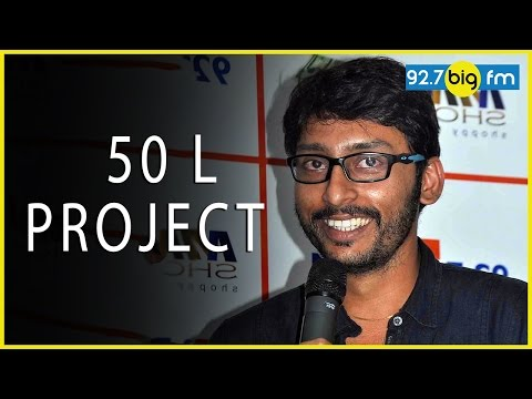 RJ பாலாஜி - 50 L Project  Funny Tamil Cross Talk