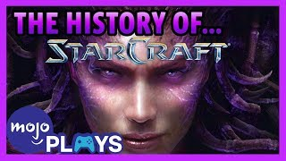 History of STARCRAFT: The Strategy Game That Changed The World