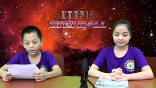 [Utopia 2 - 2015] - Ngày làm việc hăng say
