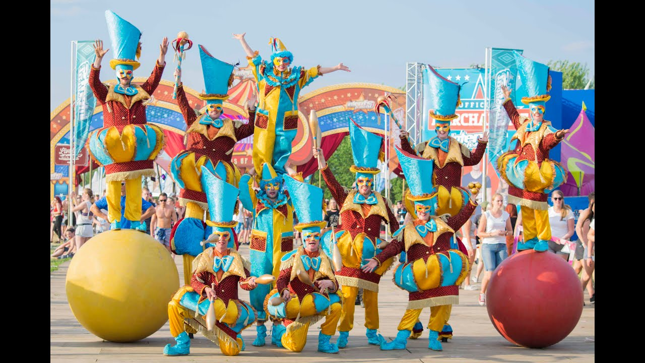 Circo di Strada - International Circusparade - showreel 2018