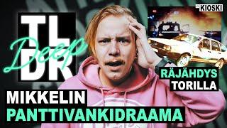 Mikkelin panttivankidraama - TLDRDEEP