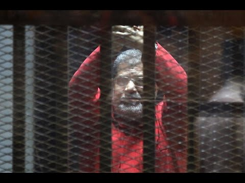 Egypt court sentences Morsi 40 years in jail over Qatar espionage
