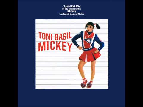 Toni Basil  Mickey Special Club Mix Vinyl