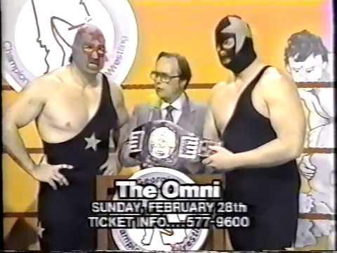 GCW February 13, 1982 #2 (When Roddy Piper Met Gino Hernandez)