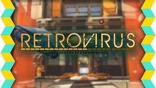 Retrovirus Review - I'm in a COMPUTER! [Indie Bytes]