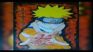 Speed Drawing - Naruto