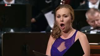 """Elsa Dreisig Die Schöpfung / The Creation Haydn """" Und Gott sprach ... Nun beut die Flur"""""""