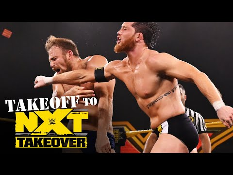 Gauntlet Eliminator Match for an NXT Title opportunity: NXT Takeoff to TakeOver, Sept. 23, 2020