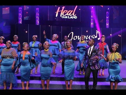 Joyous Celebration - Love Like Jesus cover by Shiro