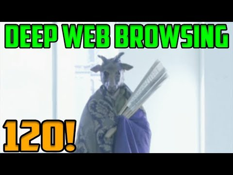 THE GREATEST ACTING I'VE SEEN!?! - Deep Web Browsing 120