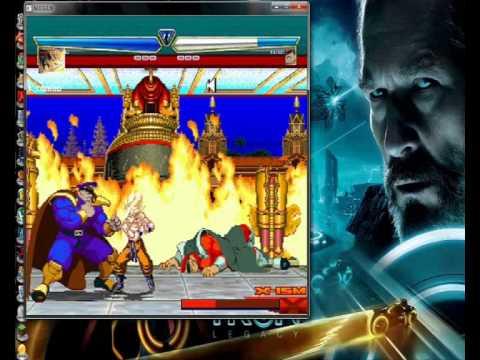 Mortal kombat vs street fighter evolution x mugen download