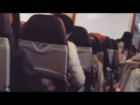 Thumbnail: Pilot During Plane Emergency: 'Hopefully Everything Will Turn Out for the Best'
