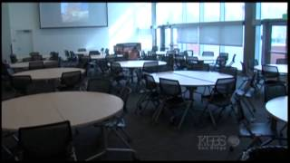 San Diego City College | Math and Social Sciences | Grand Opening | KPBS