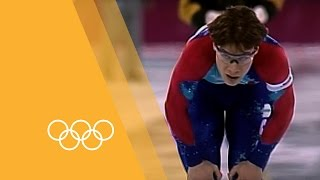 Olympics: David Cruikshank -